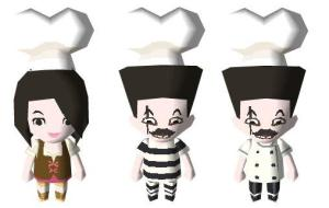 Dress you Chef! :D